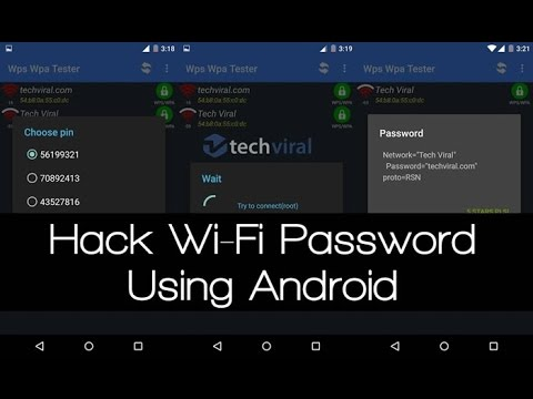 Hack Wifi Network With In 2 Minutes 100% Working With Proof| Tech You