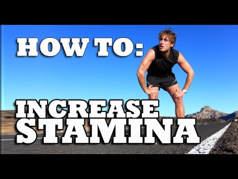 3 Exercises to Increase STAMINA Endurance for a Fight