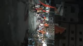 Karimnagar Hanuman jayanti lo Bandi Sanjay gaaru Hanuman yathra