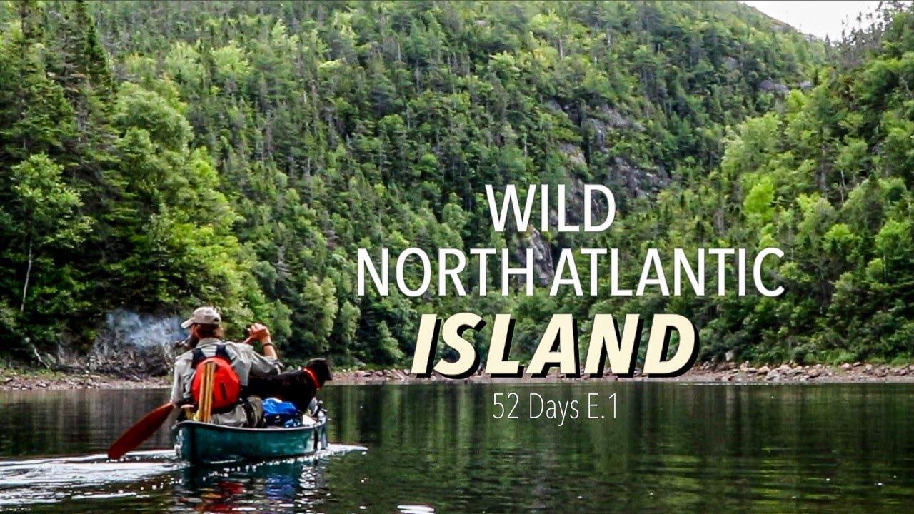 Download 52 Day Wild North Atlantic Island Camping Adventure - E.1 - Piercing Untamed Wilderness.