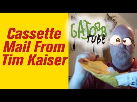 Cassette Mail From Tim Kaiser