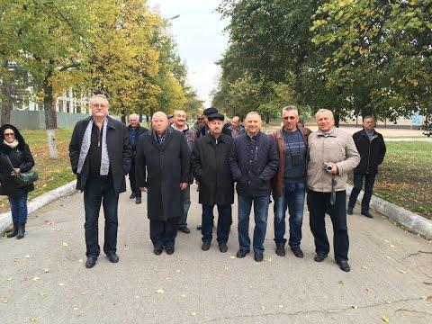 Встреча выпускников РВВДКУ г.Рязань, ВДВ- на 40летний юбилей.