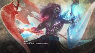Soulcalibur VI Libra of soul final Azwell battle (Chapter 4 ending)