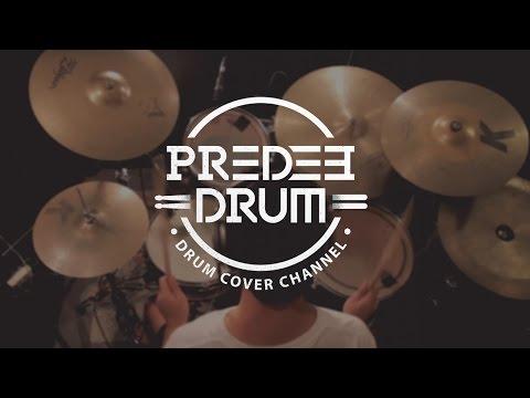 ทุ้มอยู่ในใจ - อ๊อฟ Big ass (Drum Cover) | PredeeDrum