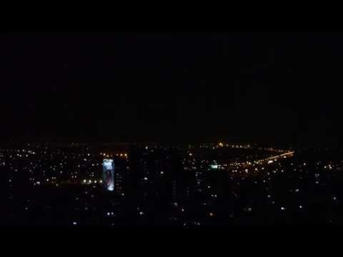 Relâmpago sobre Maputo - Maputo Lightning Bolt