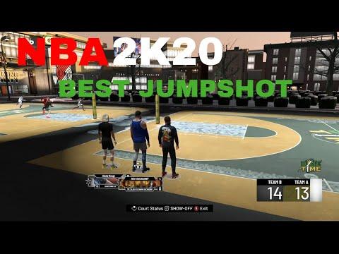 Best Sharpshooting Facilitator on NBA 2K20 DIMETIME! Best Jumpshot