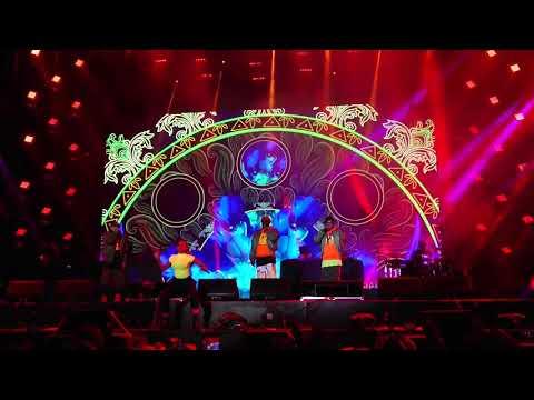 Black Eyed Peas - Hey Mama (LIVE At Atlas Weekend)