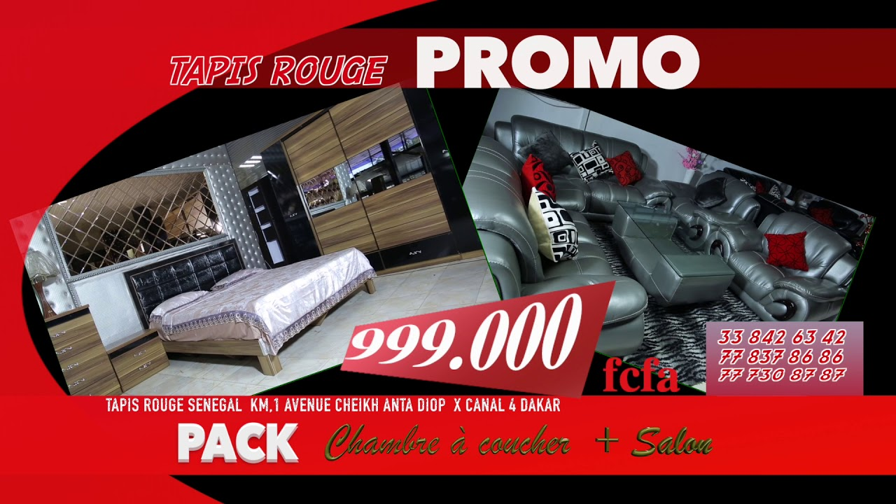 Special Promo Au Tapis Rouge Km1 Avenue Cheikh Anta Diop Youtube