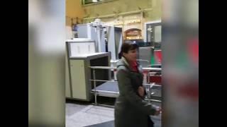 видео Moscow Kazan train