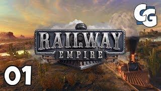 Railway Empire - Ep. 1 - Let the Rails Begin! - Railway Empire Let