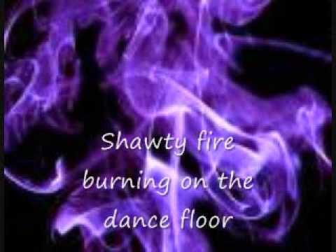 Sean Kingston- Fire Burning Lyrics