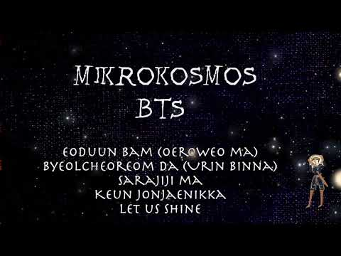 Mikrokosmos (BTS) but it's 1500A.D.  [BardCore/MedievalStyleKpop]