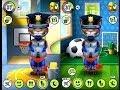 My Talking Tom - Police GamePlay Trailer (HD)