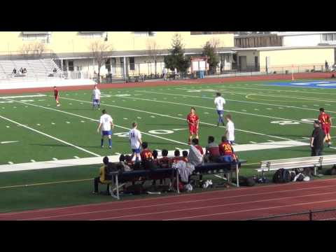 Cupertino Soccer at Los Altos 2016 P1