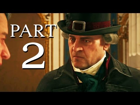 Assassin's Creed Unity Walkthrough Part 2 - The Estates General (AC Unity) Sequence 1 Memory 2
