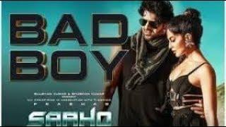 Saaho: Bad Boy lyrics Song   Prabhas, Jacqueline Fernandez   Badshah, Neeti Mohan