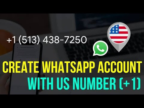How To Get US Number For Whatsapp Verification | Free Us Number 2020