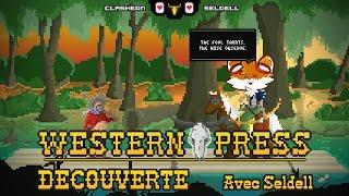 WESTERN PRESS (Avec Seldell) | DECOUVERTE (PC) (FR)
