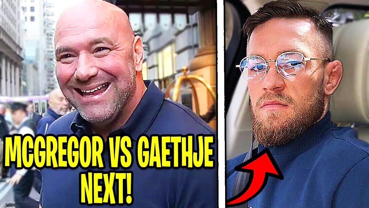 Conor McGregor vs Justin Gaethje NEXT, Khabib training footage LEAKED for UFC 249, Tony Ferguson
