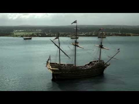 Black Sails breakdown by  Digital Domain