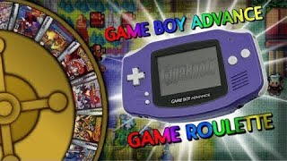Retro Game Roulette: GBA Stream [12/21/18]
