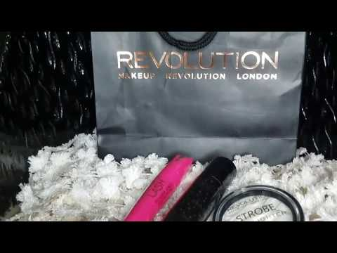 The Makeup Revolution London||Launch in Karachi 18.0ctober.2017||Products reviews||