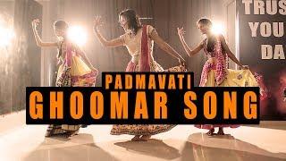 Padmavati Ghoomar Song Dance Choreography | Vicky Patel | Deepika padukone | wedding Special