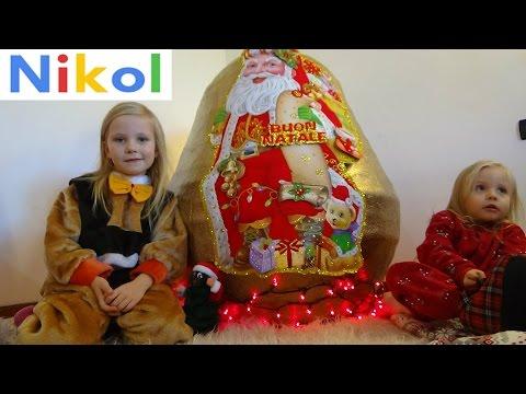 Большое Новогоднее Яйцо С ПОДАРКАМИ , POLLY pocket , Chi Chi LOVE , Barbie Good Dinosaur