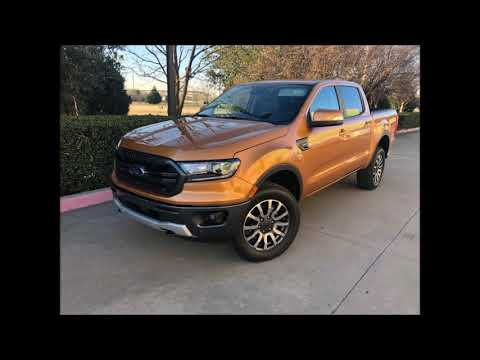 The Car Pro Jerry Reynolds Test Drives the 2019 Ford Ranger