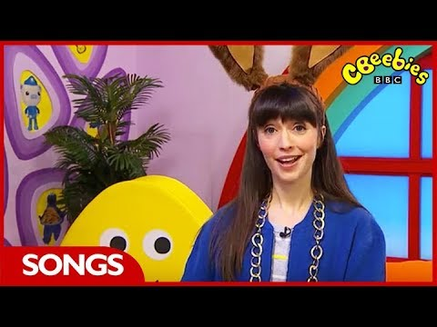 CBeebies Songs | Rebecca's Peter Rabbit Song