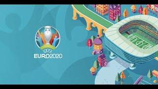 УЕФА ЕВРО 2020 PES2020 Второй игровой день Португалия Германия