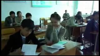 Мектептегі махаббат туралы түсірілген клип