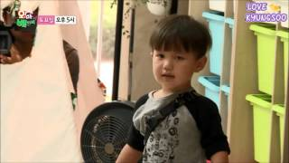 [ENG] 151007 Oh My Baby: Kai & Taeoh Preview