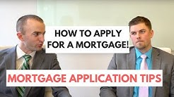 "How to Apply for a Mortgage | <span id=""home-loan-application"">home loan application</span> Tips 