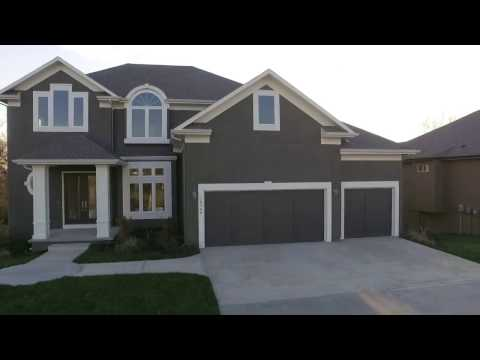 Modern 2 Story Custom Homes Kansas City