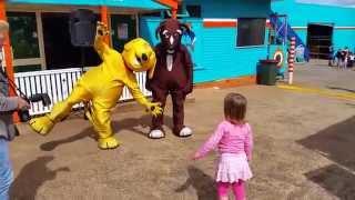 Simon Home Timber & Hardware Grand Opening Toowoomba Family Fun Fair