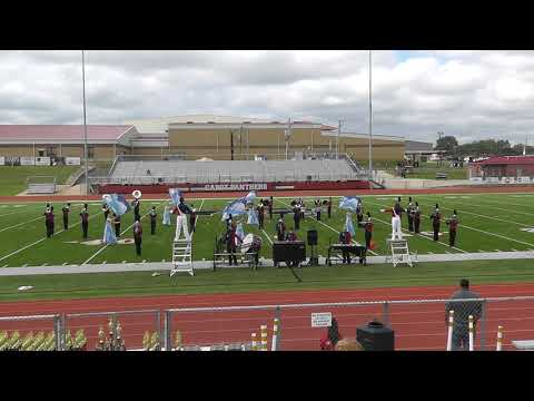 Bap Prep Band 2018 Cabot Competition