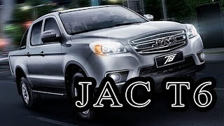 JAC T6. Обещанная премьера, которая пока не состоялась.