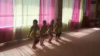 Художественная гимнастика групповое упражнение