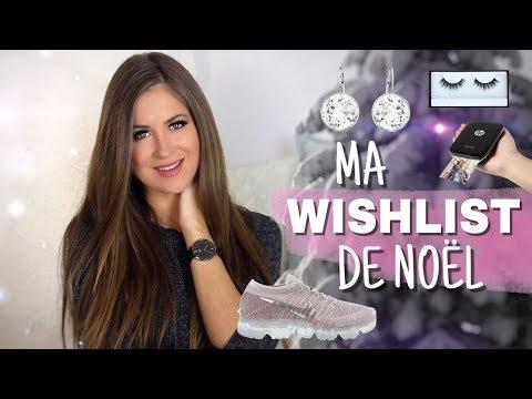 WISHLIST DE NOËL 2017