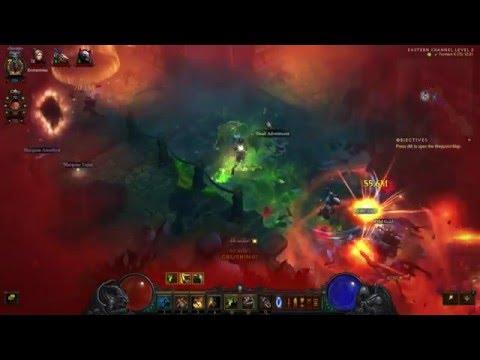Efficient Goblin Farming Route - Diablo 3 Patch 2.4.1 - Menagerist|Rainbow Goblin|Cosmic wings|Pets