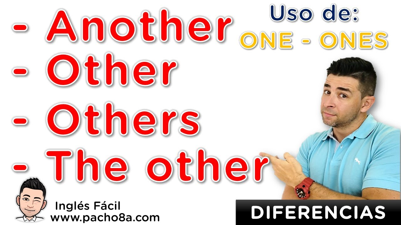 Download Diferencia entre Another, Other, Others, The Other, The Others, One y Ones
