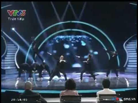 Nhóm HFO - Bán kết 5 Việt Nam Got Talent 2013 ngày 17_3