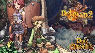 Dark Cloud 2 (Dark Chronicle) PS4 Playthrough: 3 - [Chapter 2] Carpentarian & Butterfly Woods!