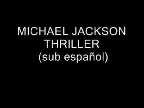 Michael Jackson thriller (sub español)