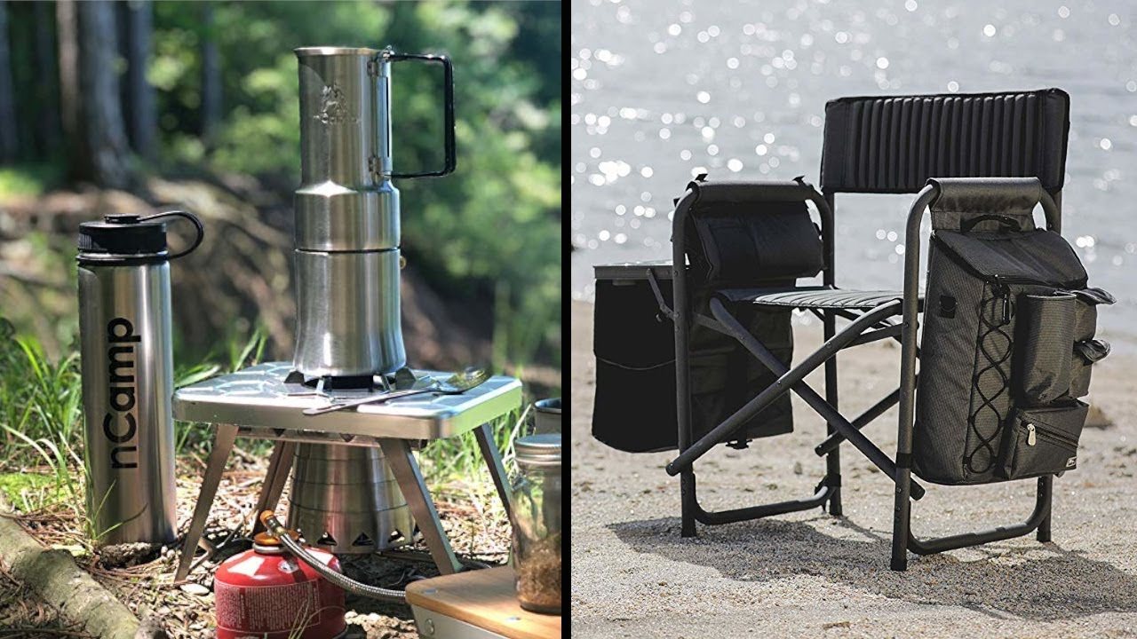 Top 10 Best Camping Gear Gadgets On Amazon Youtube