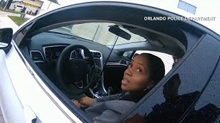 Police Pull Over Florida State Attorney