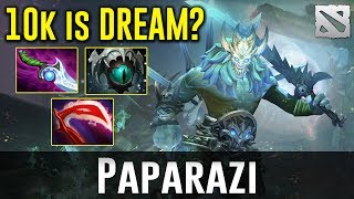 10000 MMR is a DREAM Paparazi Dota 2