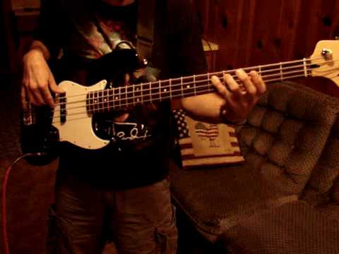 Brass In Pocket Bass Cover Youtube