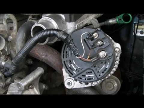alternator upgrade for the land rover 200tdi engine wiring lucas alternator wiring diagram rover v8 alternator wiring diagram #3